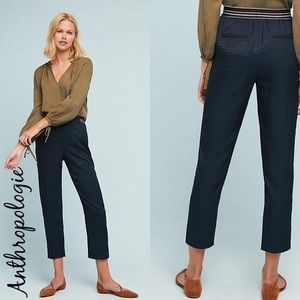 NWT ANTHROPOLOGIE The Essential Sporty Trousers S